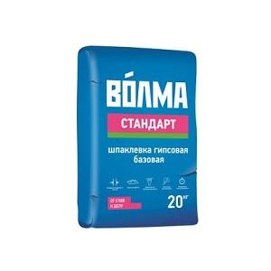 Шпаклевка ВОЛМА стандарт 20 кг