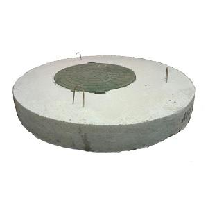 Крышка для колодца ПП10 с люком