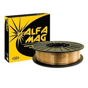 Металл проволока для сварки AlfaMag 5кг